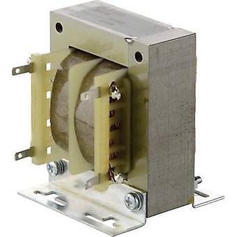 Elma TT IZ 56 universele lichtnet transformator 1 x 230 V 1 x 15 V AC 22,5 VA 1.50 A