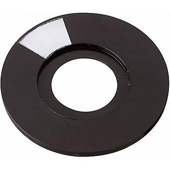 Base Black Suitable for 20 series rotary knobs Mentor 332.300 1 pc(s)