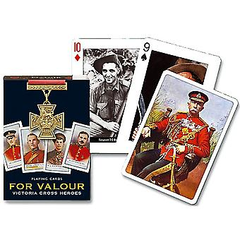 For Valour Set Of Playing Cards + Jokers