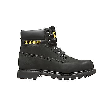 CATERPILLAR Colorado real leather boots W boots black