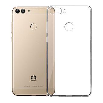 Mobile Shell dla Huawei P inteligentne przezroczyste Smartphone pokrywy zderzaka powłoki przypadków