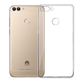 Handy Hülle für Huawei P Smart Transparent Smartphone Cover Bumper Schale Etuis