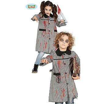 Bloody school uniforms for children zombie schoolgirl spirits schoolgirl