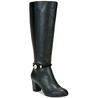 Karen Scott Womens Galee Closed Toe Over Knee Fashion Boots