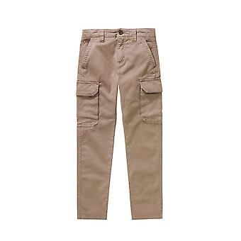 Northshore children routes gabardine cargo pants with pockets