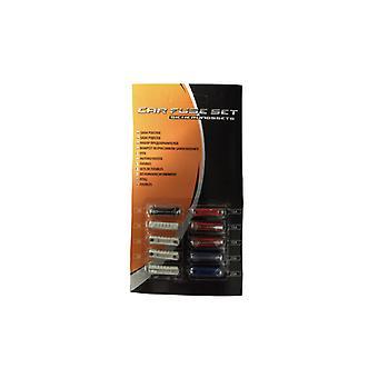 Flatsäkringar 16V 10-Pack