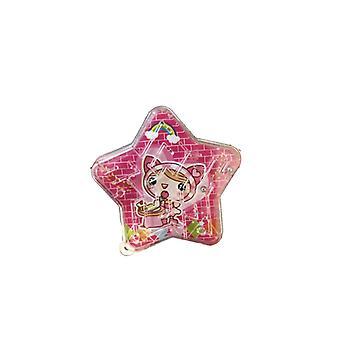 Minispel - Labyrint (Stjärna, Rosa)