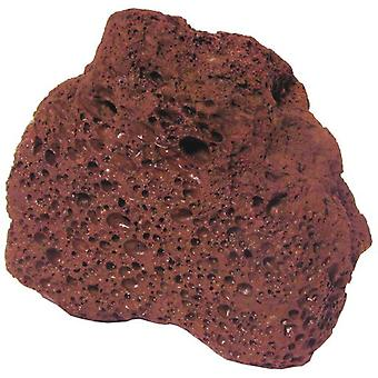 Ica Red Volcanic Rock 10Kg (Fish , Decoration , Rocks & Caves)