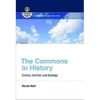 The Commons in geschiedenis - cultuur - Conflict- en ecologie door Derek Wal
