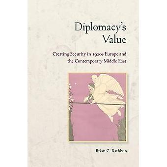 Diplomatie der wertschöpfenden - Sicherheit in 1920er Jahren Europa und die Contempo