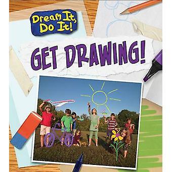 Tekening krijgen! door Charlotte Guillain - 9781406272659 boek