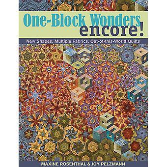One-block Wonders Encore! by Maxine Rosenthal - Joy Pelzmann - 978157