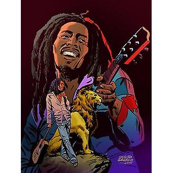 Wake Up and Live - The Life of Bob Marley by Jim McCarthy - Gerry Kiss