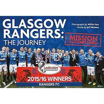 Glasgow Rangers - resan - uppdraget utfört av Willie Vass - 9
