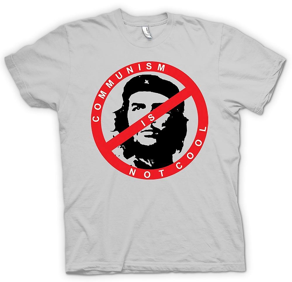 Heren T-shirt-Che Guevara communisme Cool grappig