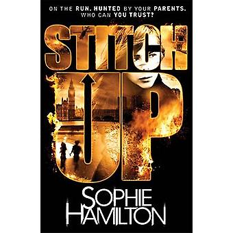 Stitch Up by Sophie Hamilton - 9781848774230 Book