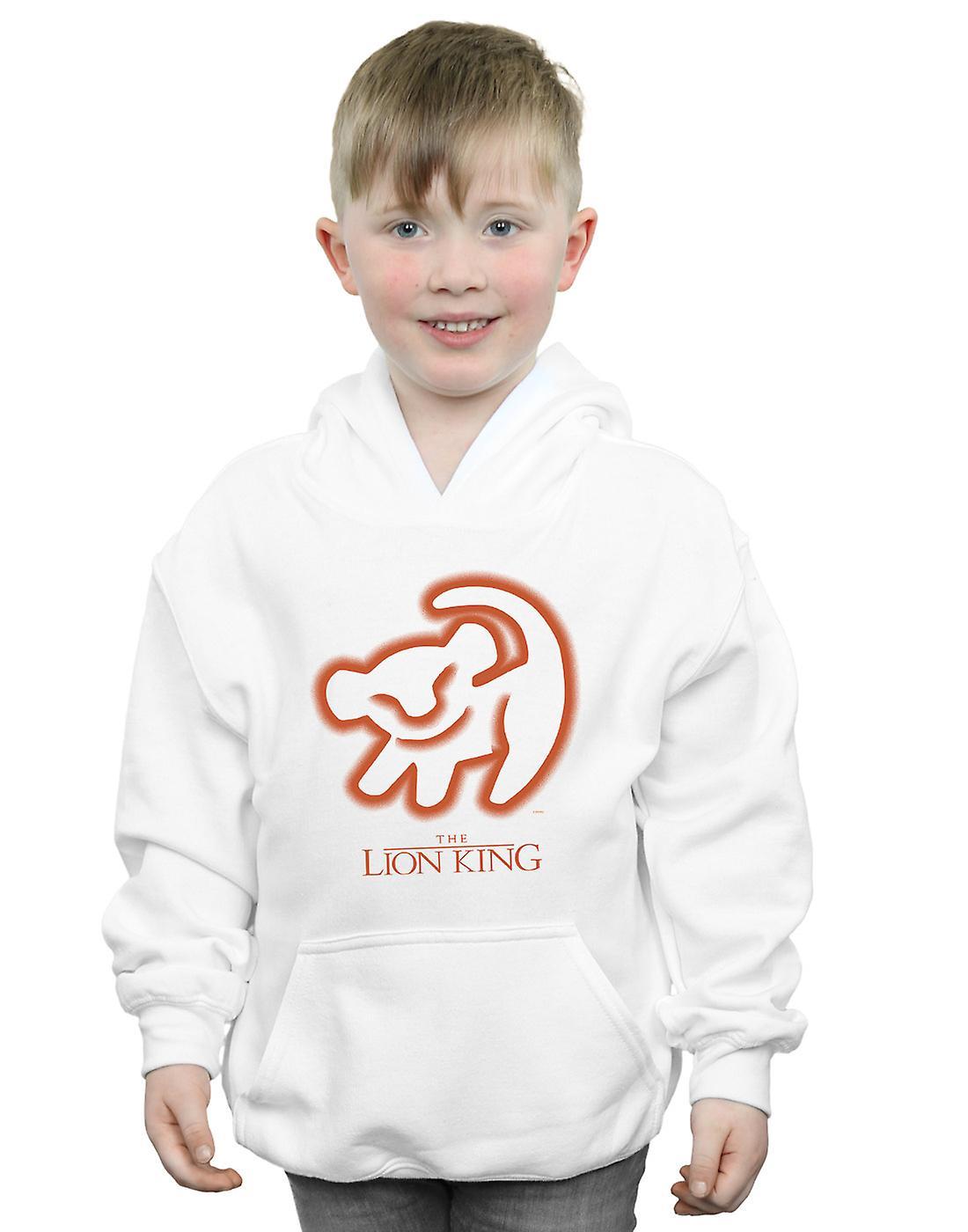 Garçons de Disney The Lion King grougete dessin Hoodie