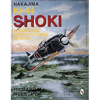 Nakajima KI-44 Shoki no serviço de força aérea do exército japonês (nova edição)