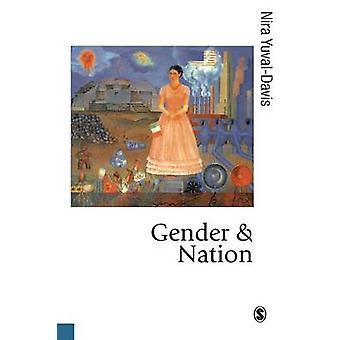 Gender and Nation by Ruth Helm - Nira Yuval-Davis - 9780803986640 Book