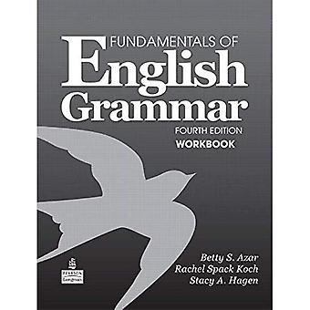 Notions fondamentales de grammaire anglaise classeur