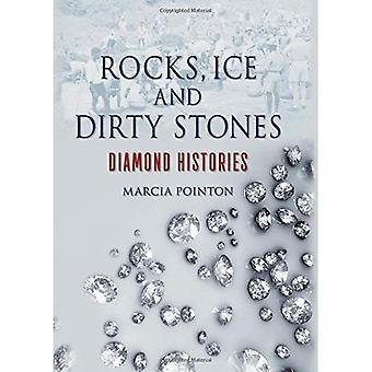 Rocks-, jään- ja likainen kivet