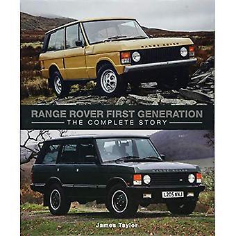 Range Rover pierwszej generacji