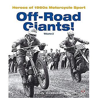 Les géants hors route!: héros des années 1960 de moto Sport