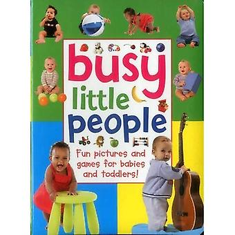 Busy Little People (Baby Book)