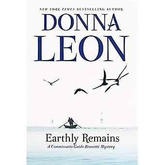 Earthly Remains (Commissario� Guido Brunetti Mysteries (Hardcover))