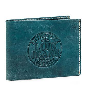 Mens genuine leather wallet Lois 12301