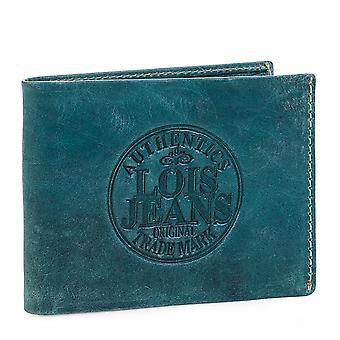 Mens genuine leather wallet Lois 12301