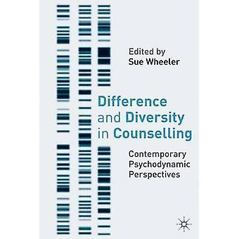 Forskel og mangfoldighed i rådgivning - moderne psykodynamiske A