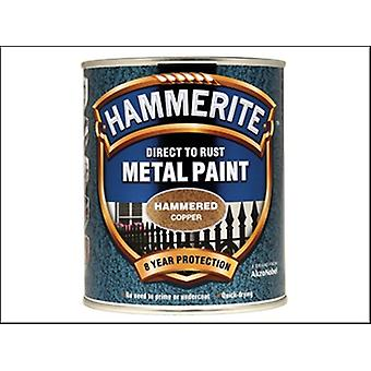 DIRECT TO RUST HAMMERED FINISH COPPER 750ML