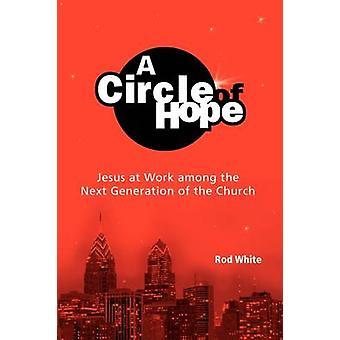 Ein Kreis von Hoffnung Jesus bei der Arbeit unter die nächste Generation der Kirche durch weiße & Rod