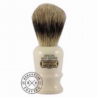 Simpsons spéciales Best Badger Shaving Brush cheveux