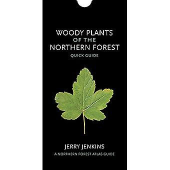 Woody Plants of the Northern Forest - Quick Guide by Jerry Jenkins - 9