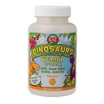 Solaray Vitamin C Rex 100 Chewable Dinosaurs (Childhood , Food , Children's Supplement)