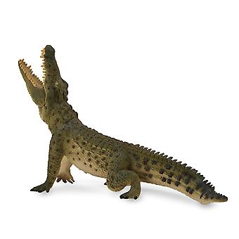 CollectA Nile Crocodile Leaping with movable jaw