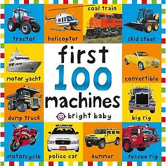 First 100 Machines by Roger Priddy - 9780312498061 Book