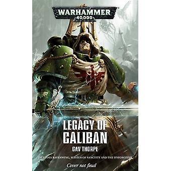Héritage de Caliban-l'omnibus par Gav Thorpe-9781784964399 livre