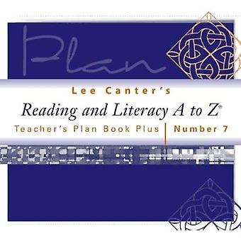 Teachers Plan Book Plus #7 by Lee Canter - 9781932127737 Book