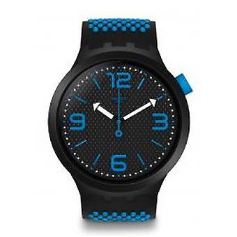 Swatch BBBlue Armbanduhr (SO27B101)