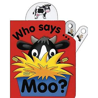 Flip Top: Who Says Moo? (Pull the Lever)