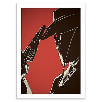Konst-affisch-Liberado-Cranio dsgn 50 x 70 cm