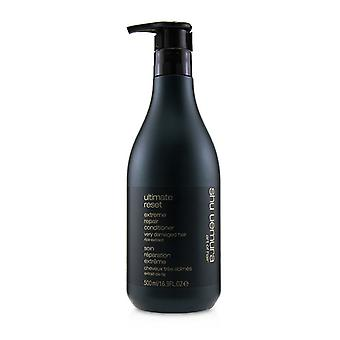 Shu Uemura Ultimate Reset Extreme Repair Conditioner (Very Damaged Hair) - 500ml/16.9oz