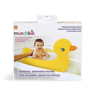 Munchkin Inflatable Safety Duck Bath