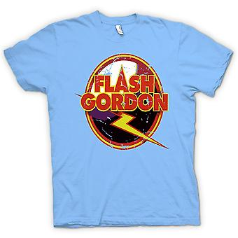 Camiseta mujer - logotipo de Flash Gordon - Sci Fi