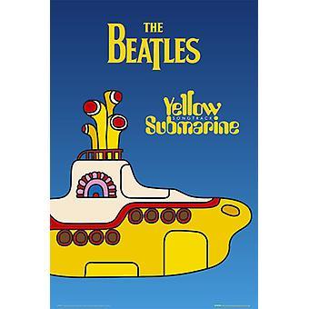 Beatles Yellow Submarine täcka Maxi affisch 61x91.5cm