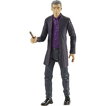 Doctor Who Twelfth Doctor in Purple Shirt Action Figure
