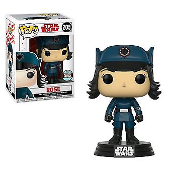 Star Wars Rose Disguise VIII Last Jedi Specialty Store Pop